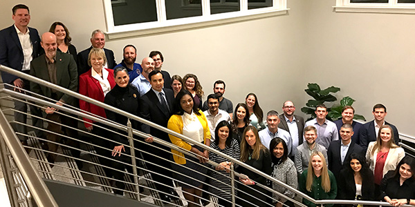 Meet the 2018 McLauchlan Leadership Fellows in the NCState Jenkins MBA program.