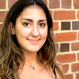 Maria Torre Nunez, Universidad Pontificia Comillas student at Poole College for final two years in the IBDD program.