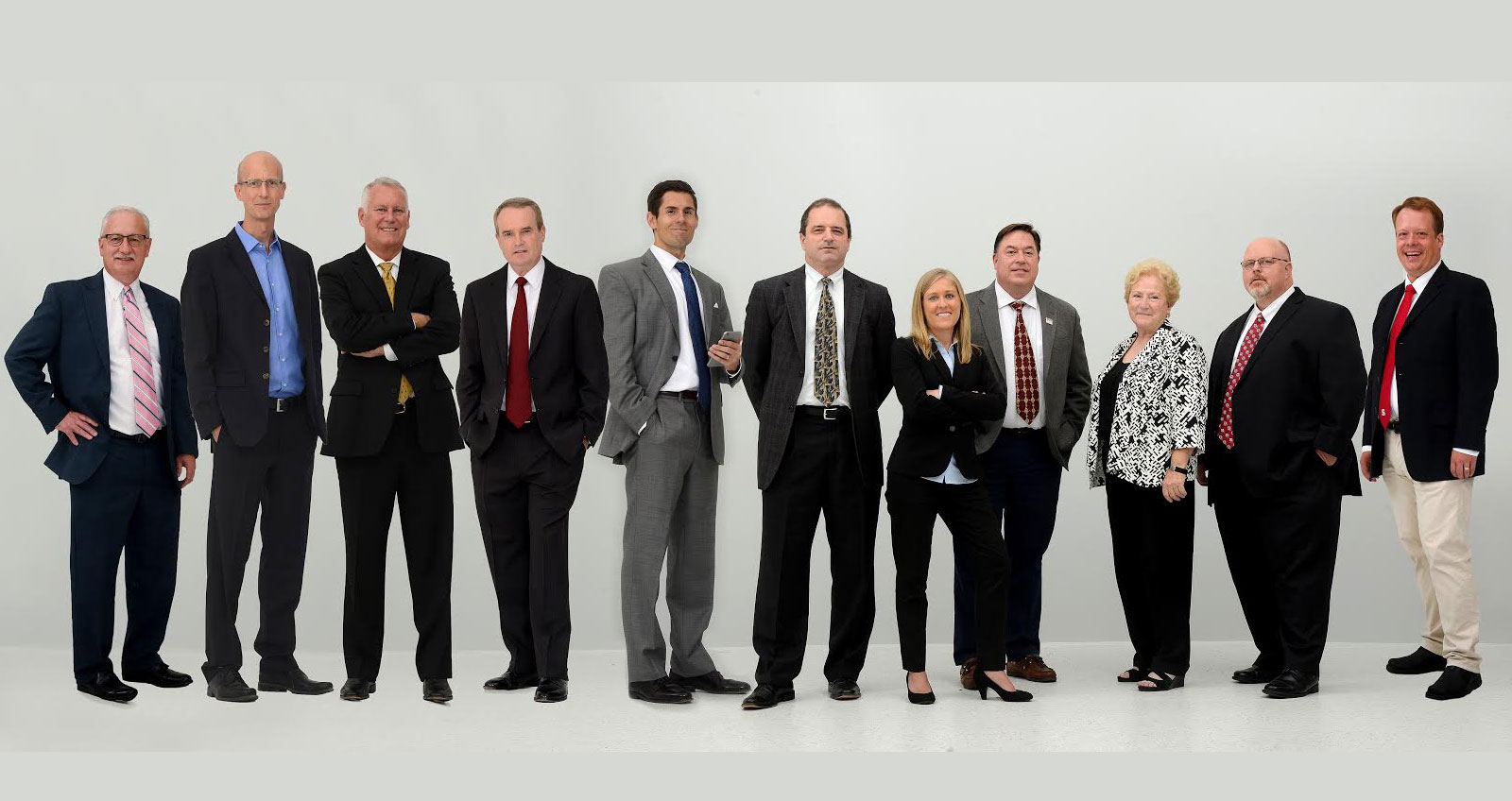 Photo of new Poole College faculty and those who advanced to new roles
