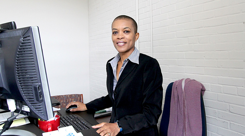 Photo of Fay Cobb Payton, professor of information systems and technology and University Faculty Scholar at the NC State Poole College of Management