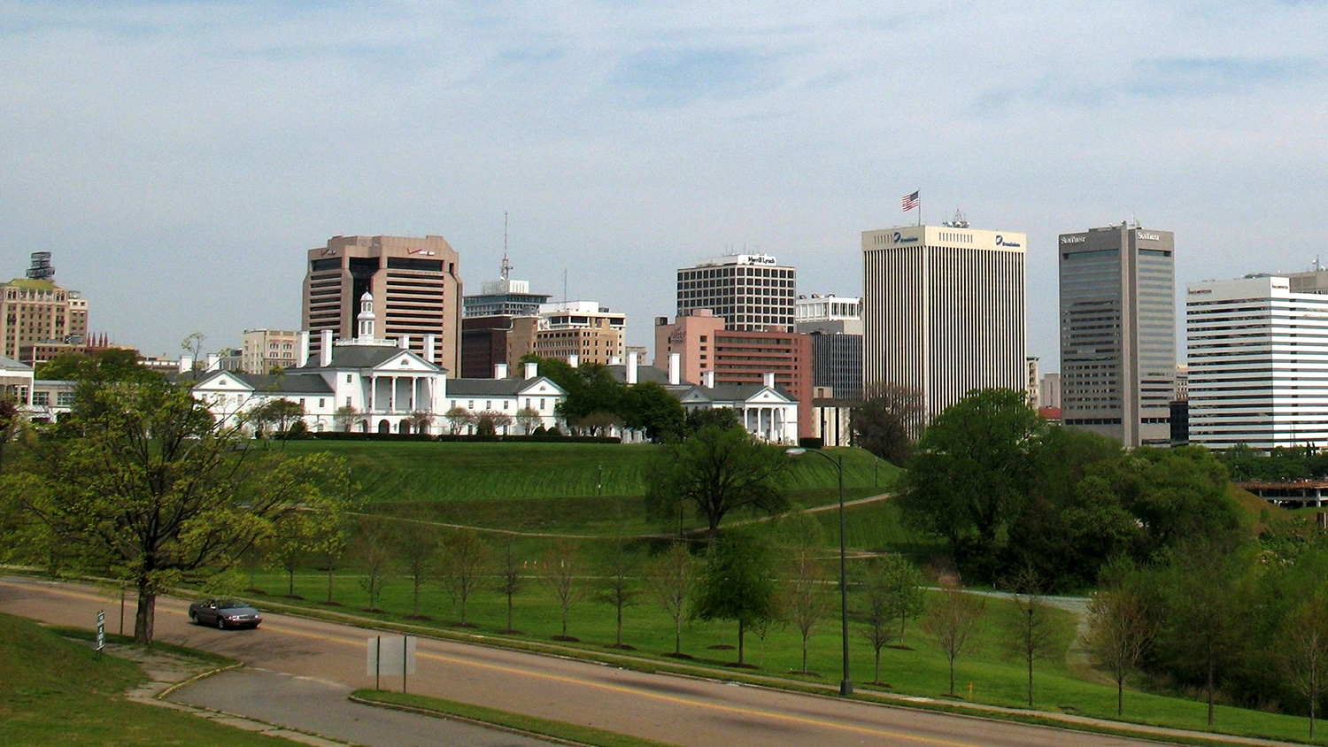 Richmond, Va., Skyline