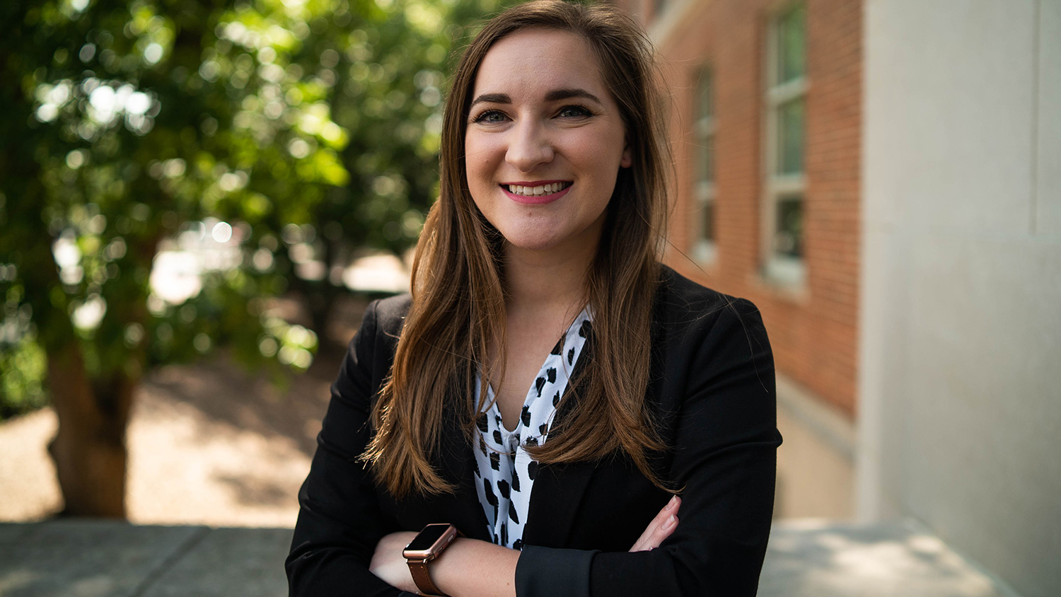 Cassidy Edwards, NC State Executive Education (NCSEE) program manager