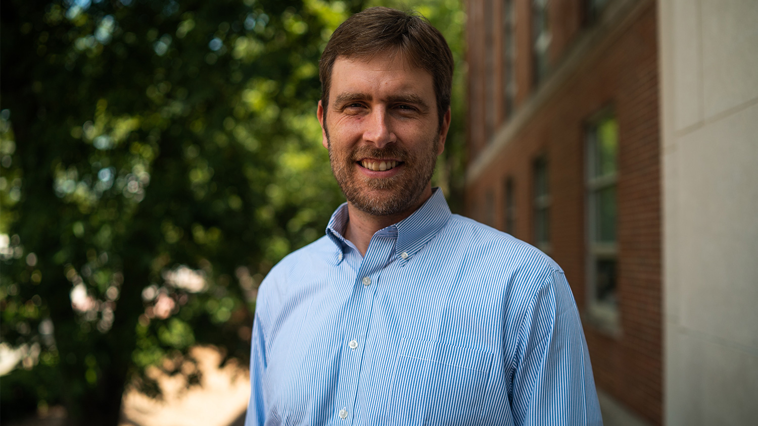 Tim Kraft, assistant professor of operations and supply chain management