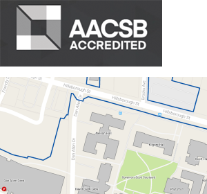 AACSB Campus MAP